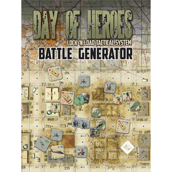Lock 'n Load Tactical: Day of Heroes - Battle Generator