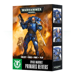 Space Marine Primaris Reivers (3)