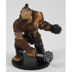 D&D Miniatures Game: Hill Giant Chieftain