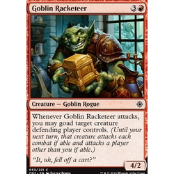 Magic löskort: Conspiracy: Take the Crown: Goblin Racketeer