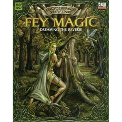 D&D 3.0: Fey Magic