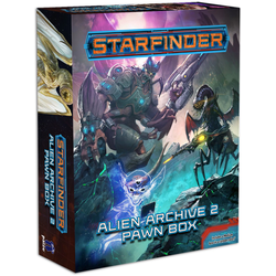 Starfinder Pawns: Alien Archive 2 Pawn Box