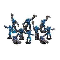 DreadBall: Sulentic Shards - Crystallan Team