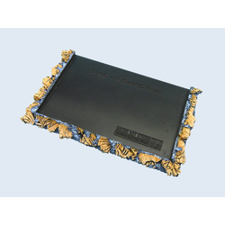 MAS - Temple - Movement Tray - square bases: 3x2 40x40mm (1)