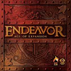 Endeavor: Age of Expansion (KS-edition)