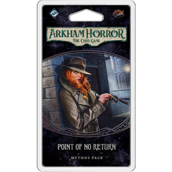 Arkham Horror: The Card Game - Point of No Return
