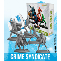 DC: Crime Syndicate (5, resin)