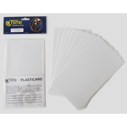 GF9 Plasticard Variety Pack: 9 Pieces