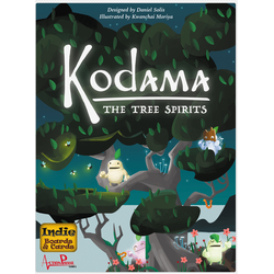 Kodama: The Tree Spirits (2nd Ed)