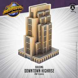 Monsterpocalypse: Downtown High Rise