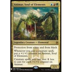 Magic löskort: Mystery Booster: Animar, Soul of Elements