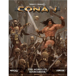 Conan RPG: The Monolith