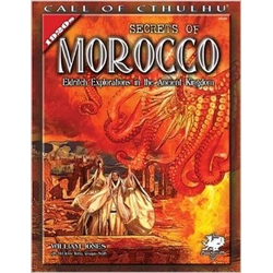 Call of Cthulhu: Secrets of Morocco