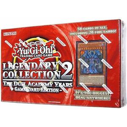 Yu-Gi-Oh! TCG: Legendary Collection 2 Game Board Edition