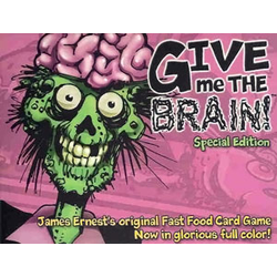 Give Me The Brain! Special Edition
