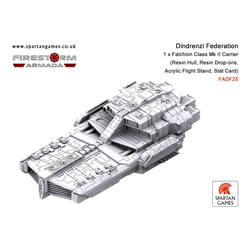 Dindrenzi Federation Falchion Class Mk II Carrier (1)