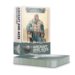 Aeronautica Imperialis: Aircraft & Aces Imperial Navy Cards
