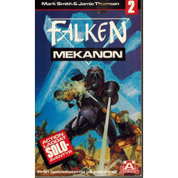 Smith, Mark: Falken, Mekanon (2) (pocket)