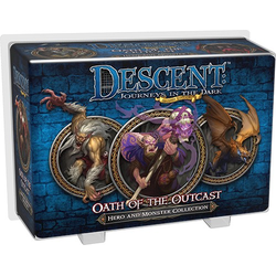 Descent: Journeys in the Dark 2nd Ed: Hero and Monster Collection - Oath of the Outcast