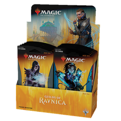 Magic The Gathering: Guilds of Ravnica Theme Booster Pack - Dimir