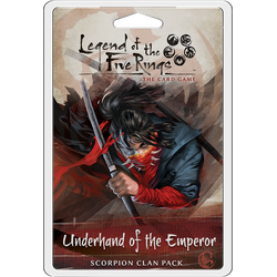 Legend of the Five Rings: Underhand of the Emperor
