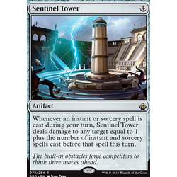 Magic löskort: Battlebond: Sentinel Tower