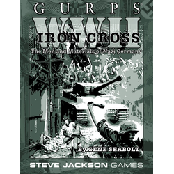 GURPS: WWII, Iron Cross (Begagnad) )