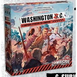 Zombicide: Washington Z.C.