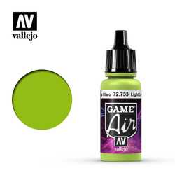 Vallejo Game Air: Light Livery Green
