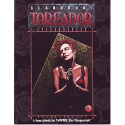 Vampire: The Masquerade: Clanbook, Toreador