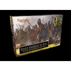 Fireforge Foot Knights XI-XIIIc
