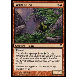 Magic löskort: Coldsnap: Earthen Goo