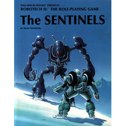 Robotech II: The Sentinels (1987)