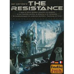 The Resistance (1st ed, inclusive Plot Thickens, sleevat, signerat)