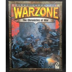Warzone (Target Games): The Chronicles of War 2nd ed