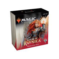 Magic the Gathering: Guilds of Ravnica Prerelease Pack Boros