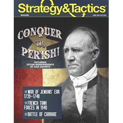 Strategy & Tactics: Issue 308: Conquer or Perish