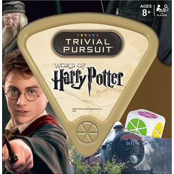 Trivial Pursuit: World of Harry Potter (Eng. Regler)