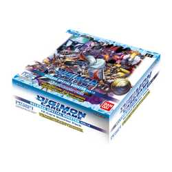 Digimon TCG: Release Special Booster Ver.1.0 BT01-03 Case (12 displayer)