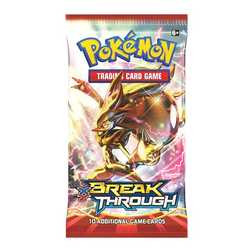 Pokemon TCG: XY8 Breakthrough Booster