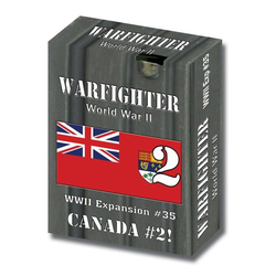 Warfighter WWII: Expansion 35 - Canada 2