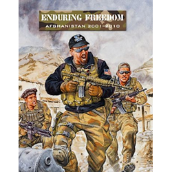 Enduring Freedom - Afghanistan 2001-2010 (Source book for Force on Force)