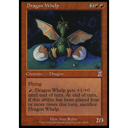 Magic löskort: Timeshifted: Dragon Whelp
