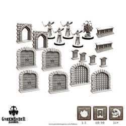 Folklore: Terrain (Miniatures Pack)