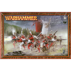 Free Peoples Freeguild: Handgunners / Crossbowmen