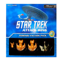 Star Trek: Attack Wing: Ferengi Faction Pack