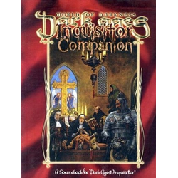World of Darkness: The Dark Ages: Inquisitor Companion (Begagnad) )