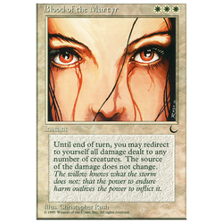 Magic löskort: Chronicles: Blood of the Martyr