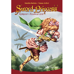 Sword Princess - Rollspelet i Amalteas Värld