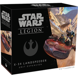 Star Wars: Legion - X-34 Landspeeder